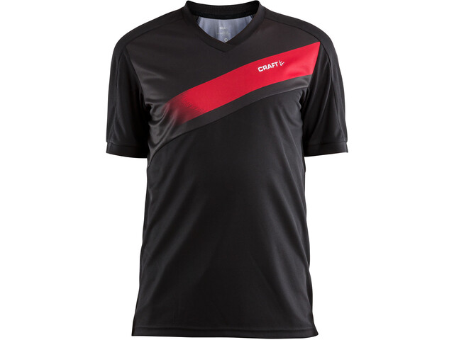 Craft Verve XT Jersey Men Black/Bright Red